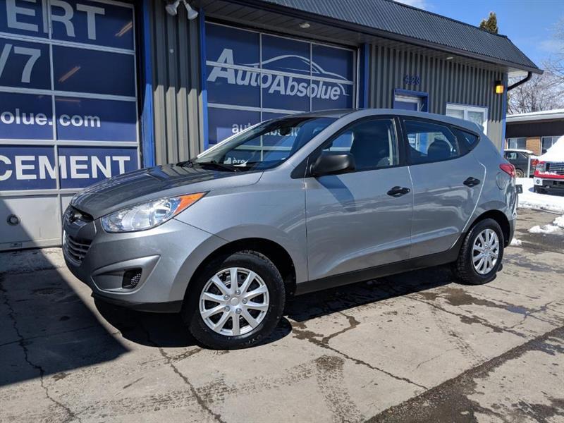 Hyundai Tucson 2013 4x4 + 98 000 KM + Bluetooth #E0214