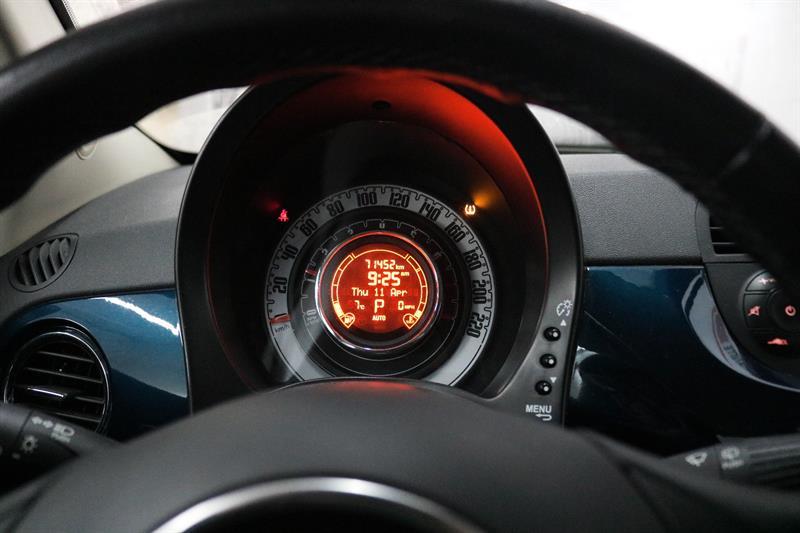 Fiat 500 2014 Pop #U-1600A