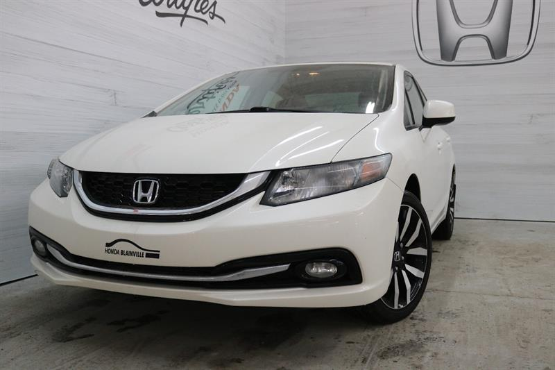 Honda Civic Berline 2013 Touring #U-1714
