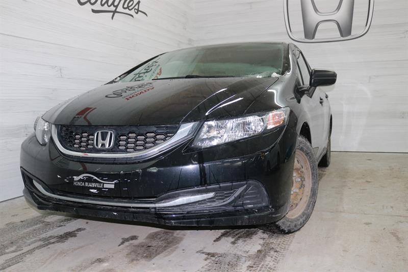 2014 Honda Civic Berline DX #U-1704