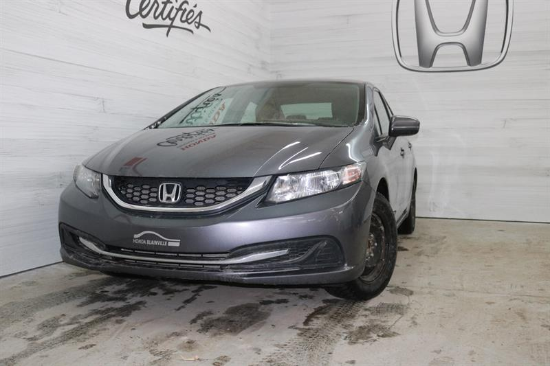 Honda Civic Berline 2015 LX #U-1722
