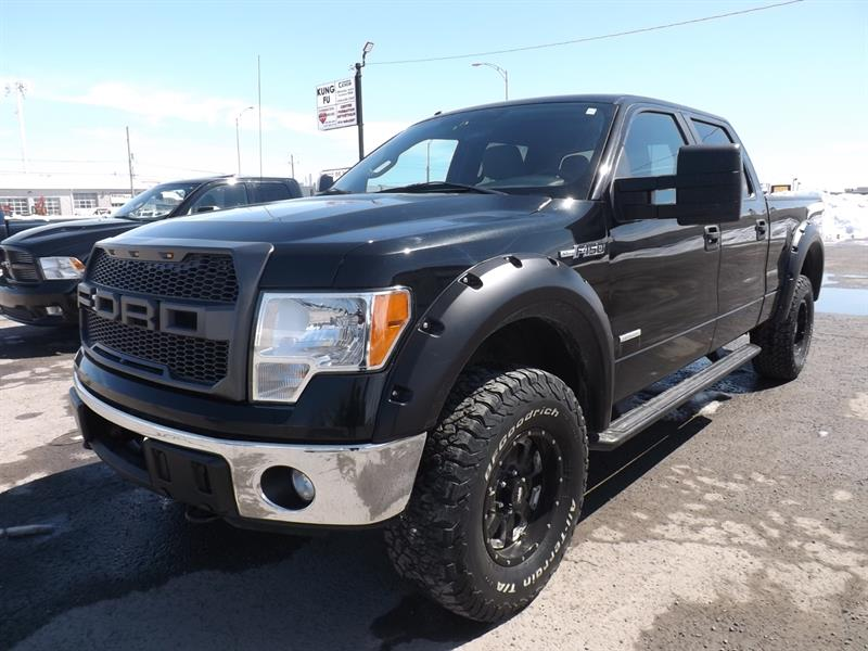 Ford F-150 2011 4WD SuperCrew #924407