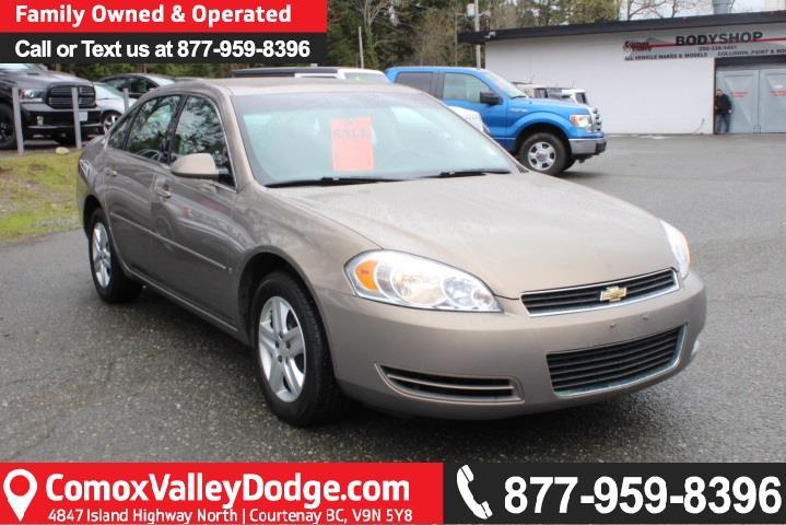 2007 Chevrolet Impala LS #W341753E