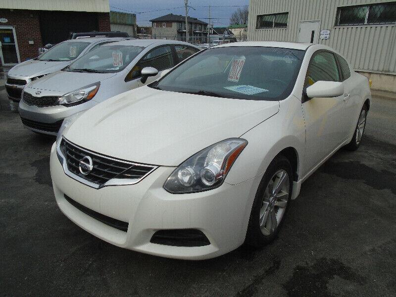 Nissan Altima 2012 2dr Cpe I4 2.5 S #1685