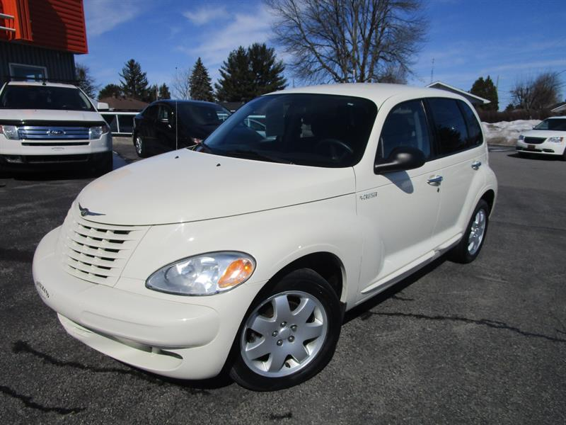 Chrysler PT Cruiser 2005 4dr Wgn #2378C