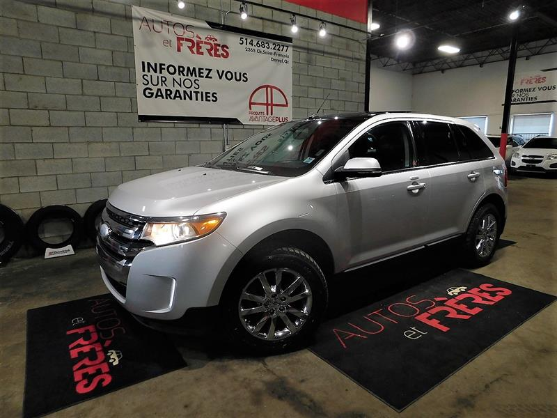 2013 Ford EDGE Limited AWD **GPS** #2822