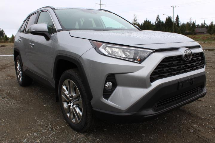 2019 Toyota RAV4 AWD XLE PLUS #12445
