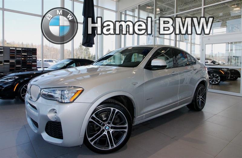 BMW X4 2016 AWD 4dr xDrive35i #u19-036