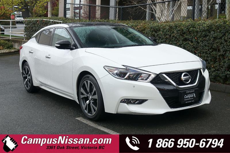 2018 Nissan Maxima | SL | FWD w/ Navigation #JN3229