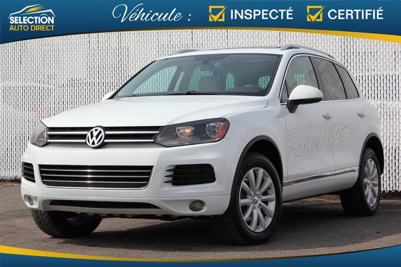 Volkswagen Touareg 2012 TDI #S009459