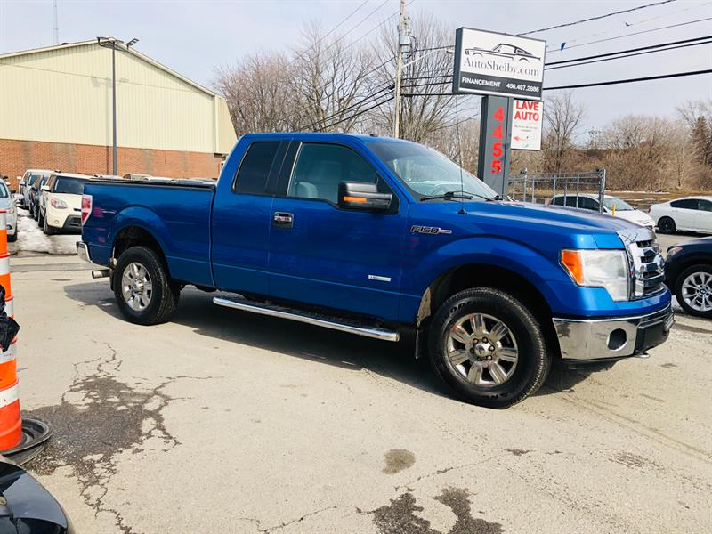 Ford F-150 2011 SuperCab-4WD-3.5L Ecoboost #95498