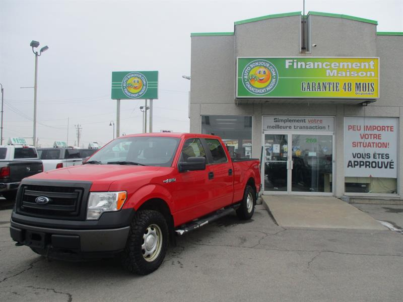 Ford F-150 2014 4WD SuperCrew #19-065
