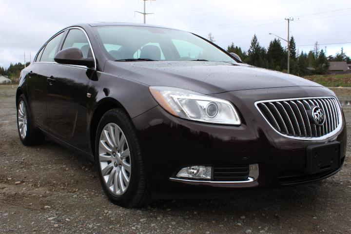2011 Buick Regal CXL Limited #12427A