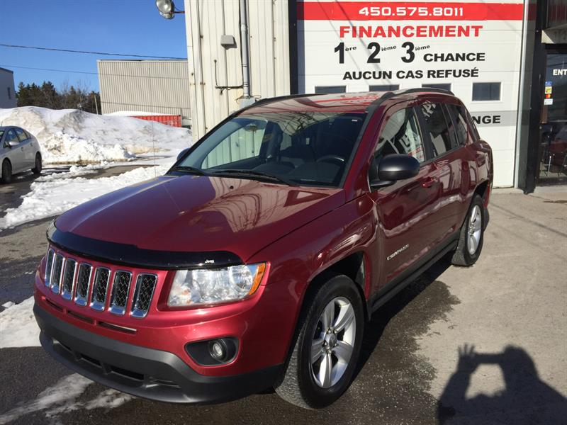 Jeep Compass 4X4 2011 4WD NORTH EDITION