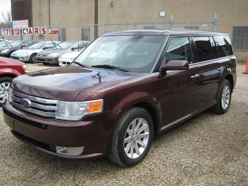 2010 ford flex transmission fluid type