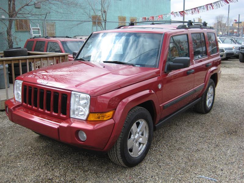 2006 Jeep Commander 4dr #303223