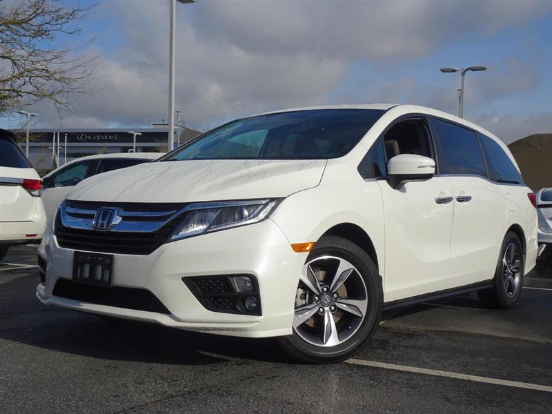 2018 Honda Odyssey EX! Honda Certified Extended Warranty to 160,000 K #LH8658