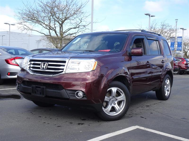 2013 Honda Pilot EX-L AWD! Honda Certified Extended Warranty to 160 #Y0987A