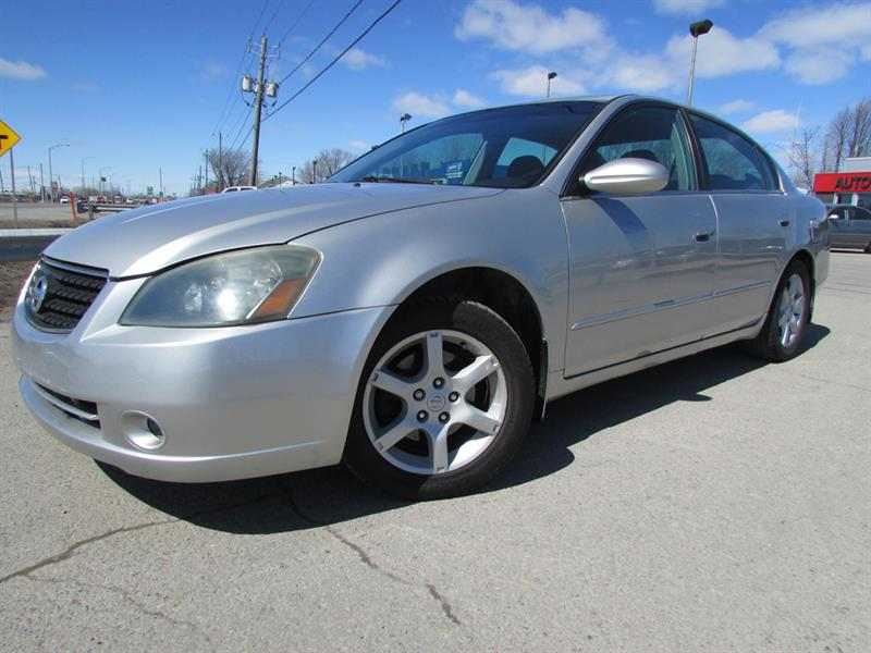 Nissan Altima 2006 2.5 S A/C CRUISE MAGS!! #4362