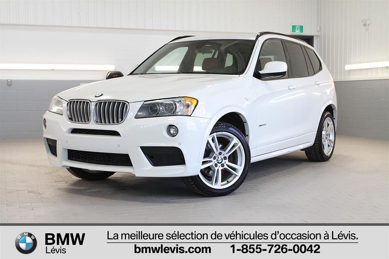 BMW X3 2014 xDrive35i M Sport Line #L0532A