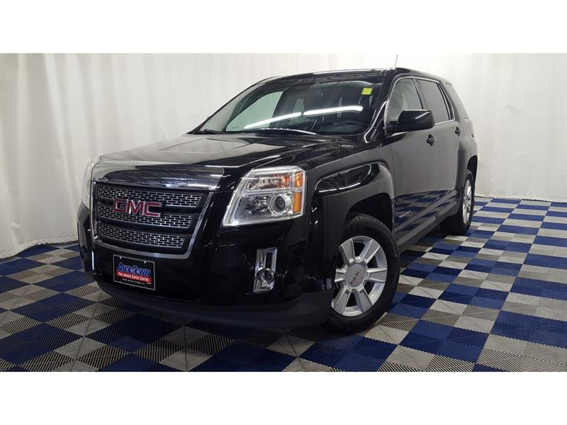 2013 GMC Terrain SLE/Back up Cam/Accident Free!/awd #15MC33552A