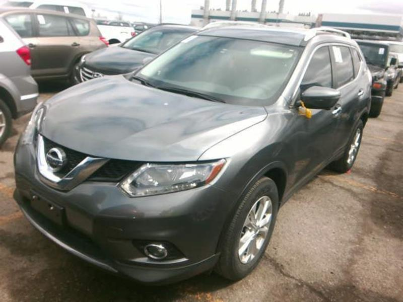 2016 Nissan Rogue SV *AWD/Navi/Roof/Htd Seats #23848
