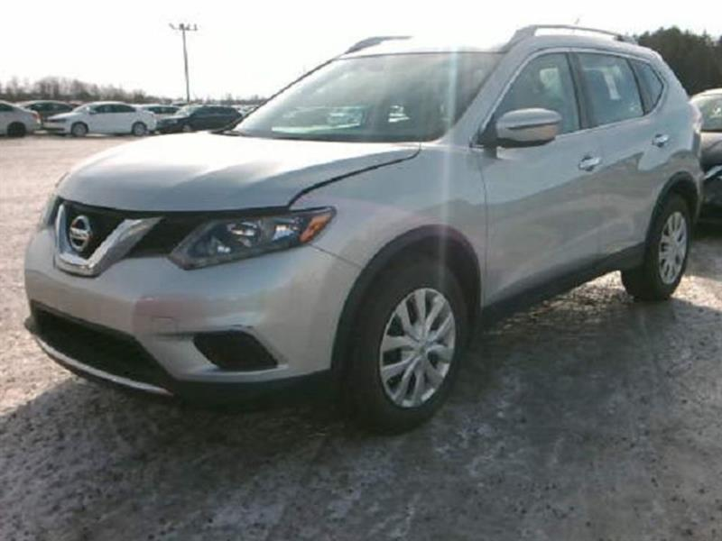 2016 Nissan Rogue S *Bluetooth/Backup Cam #23849