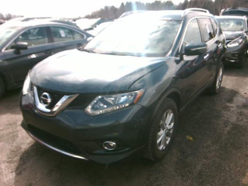 2015 Nissan Rogue SV *Htd Seats/Pano Roof/Bluetooth #23852
