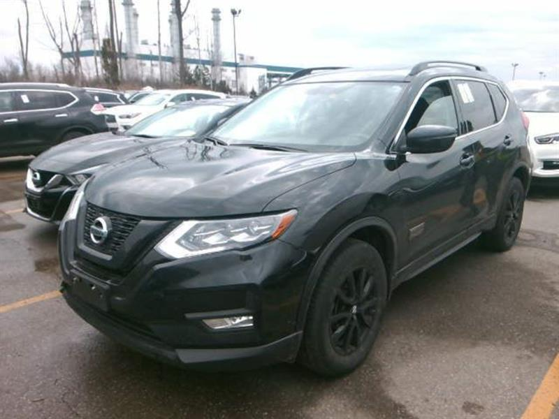 2017 Nissan Rogue SV *AWD/Htd Seats/Bluetooth/Roof #23857
