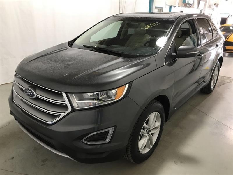 2018 Ford EDGE SEL *AWD/Htd Lthr/Navi/Pano Roof #23860