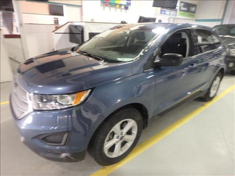 2018 Ford EDGE SE *AWD/Bluetooth/Backup Cam #23861