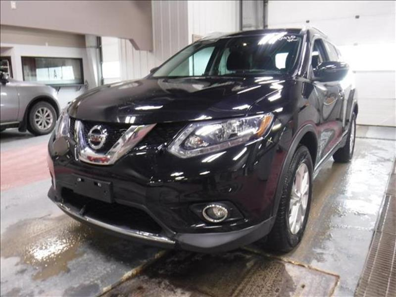 2016 Nissan Rogue SV *AWD/Navi/Roof/Htd Seats #23864