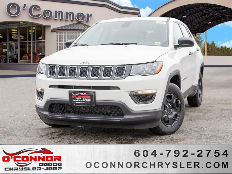 2019 Jeep Compass Sport #16712