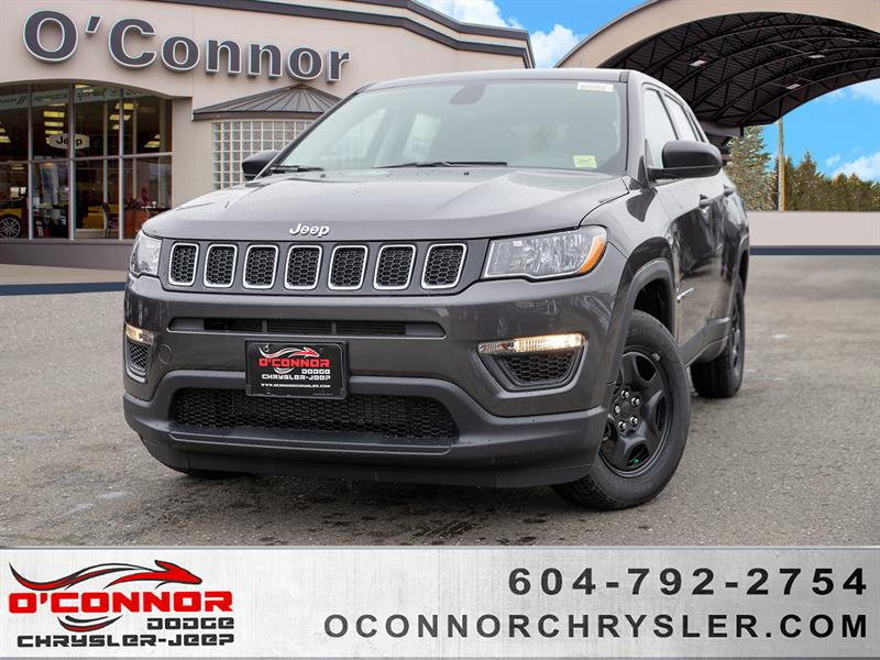 2019 Jeep Compass Sport #16717