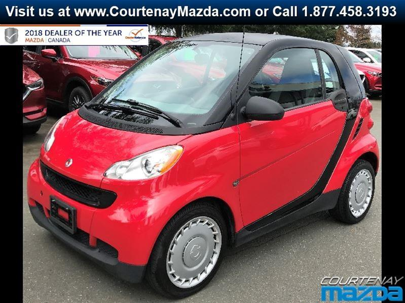 2010 Smart fortwo pure cpé #P4800A