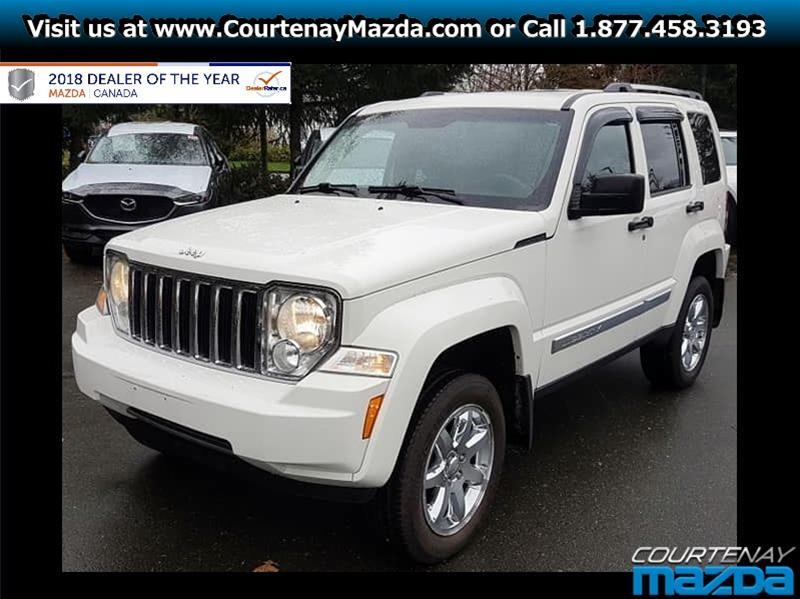 2009 Jeep Liberty 4Dr Limited #P4842