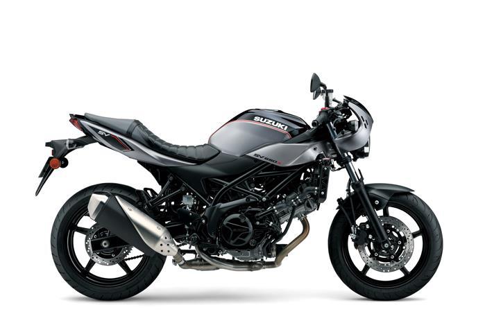 2018 Suzuki SV650X ABS #39404