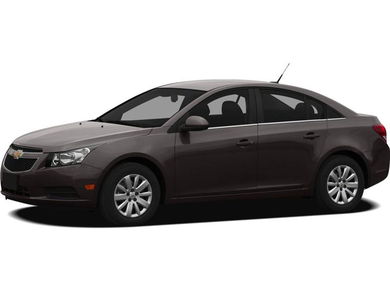 2011 Chevrolet Cruze LT Turbo #p427