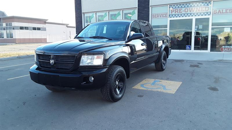 2008 Dodge Dakota SXT #P415