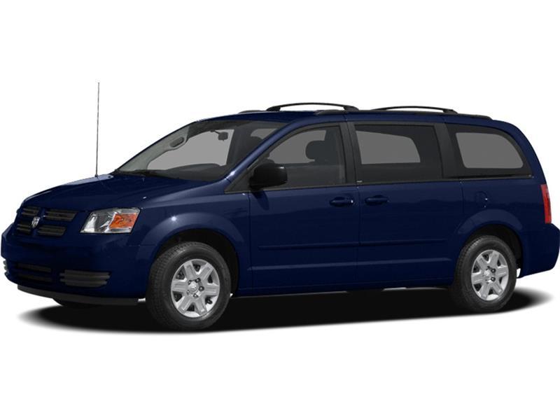 2009 Dodge Grand Caravan SE #P346-1
