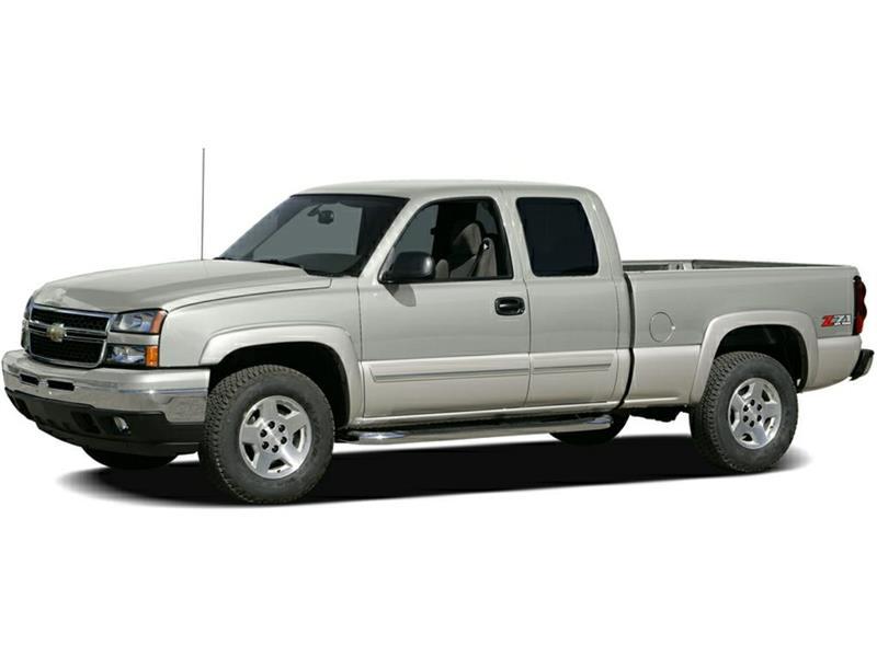 2007 Chevrolet Silverado 1500 LT #P442
