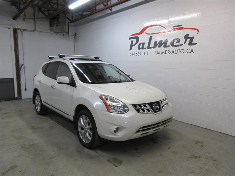 Nissan Rogue 2011 AWD 4dr #18770