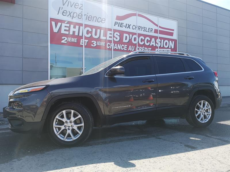 2016 Jeep Cherokee FWD 4dr North bluetooth  #UD5199