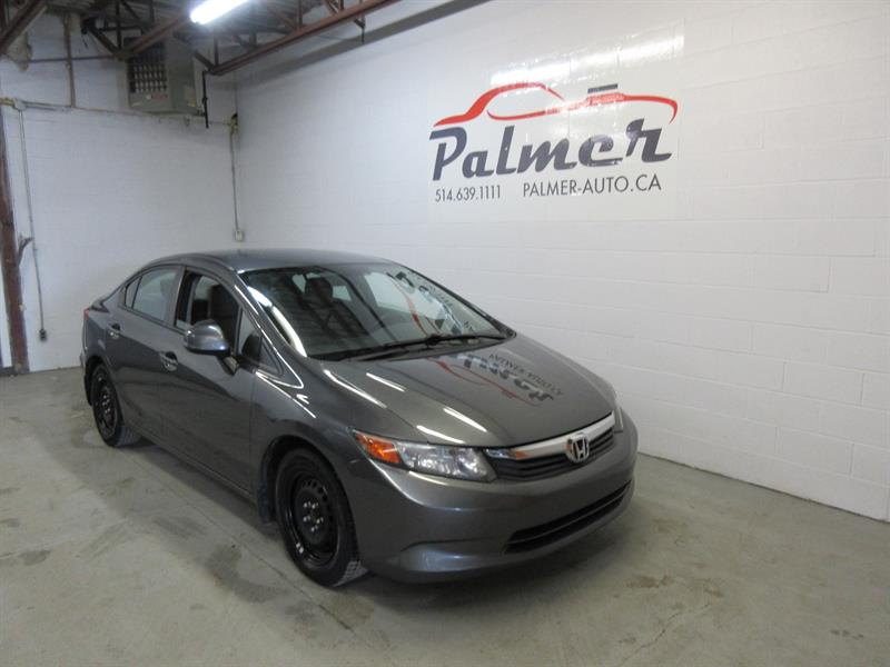 2012 Honda Civic Sdn 4dr Man LX #18777