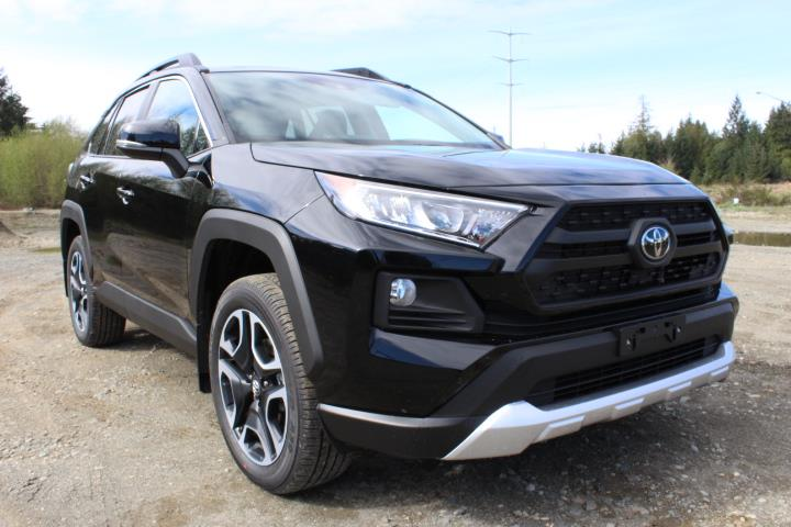 2019 Toyota RAV4  AWD Trail #12442