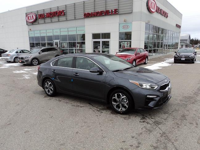 2019 Kia Forte Sedan EX Auto - All-New for 2020 #92011