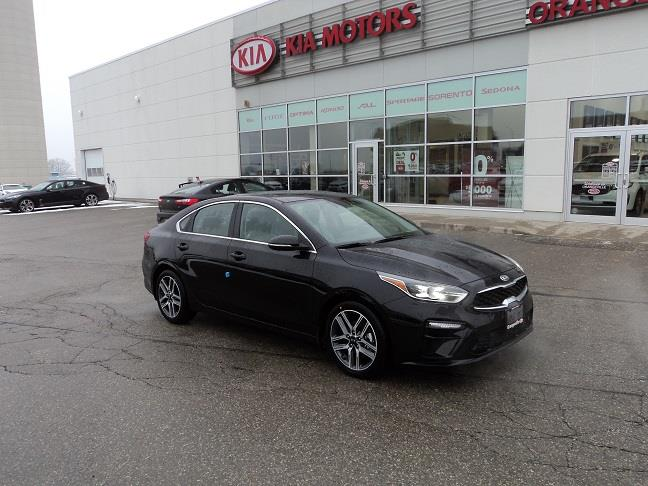 2019 Kia Forte Sedan EX Limited Auto - All-New for 2020 #92014