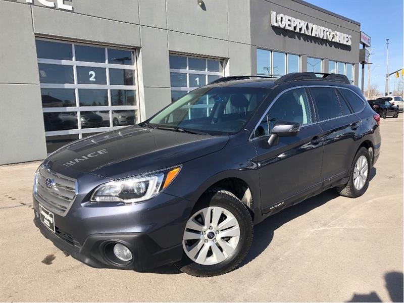2017 Subaru Outback 2.5 i premium