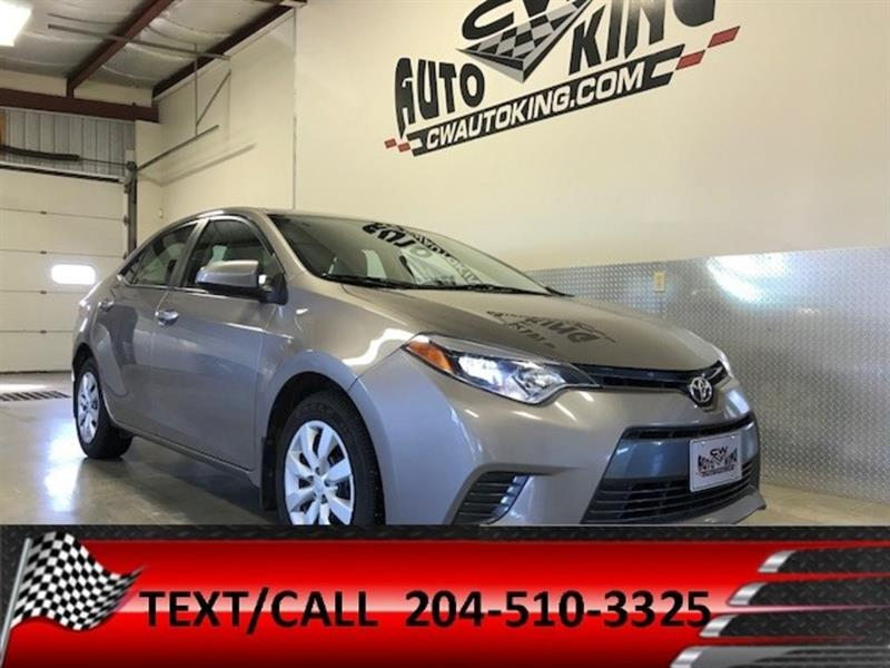 2016 Toyota Corolla LE ECO / Low Kms / Local/Rear Cam/Finance #20042394