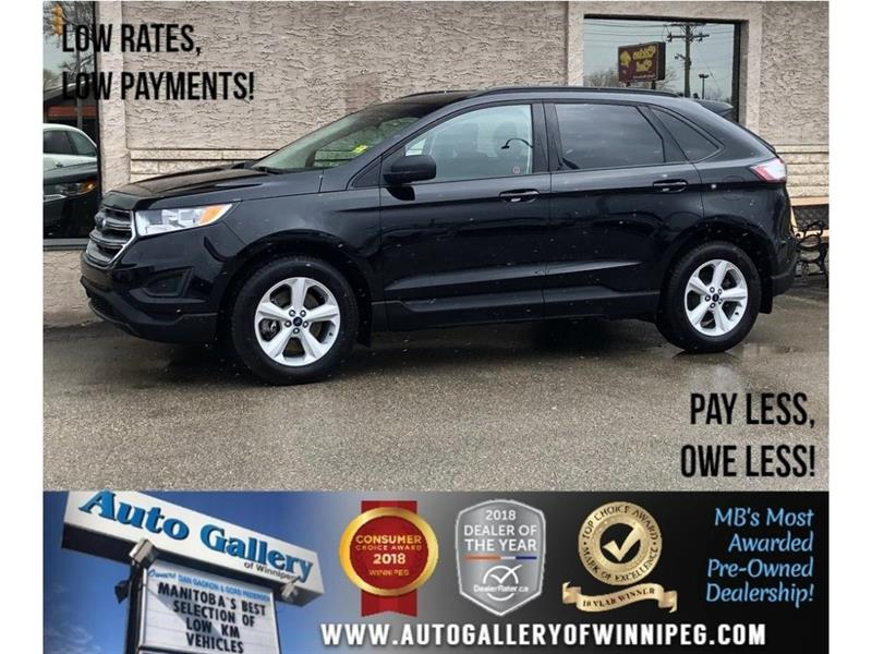 2018 Ford EDGE SE *AWD/Bluetooth/Backup Cam #23828